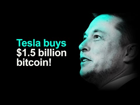 Tesla Buys Bitcoin (and Will Accept Crypto Payments!) 🚀