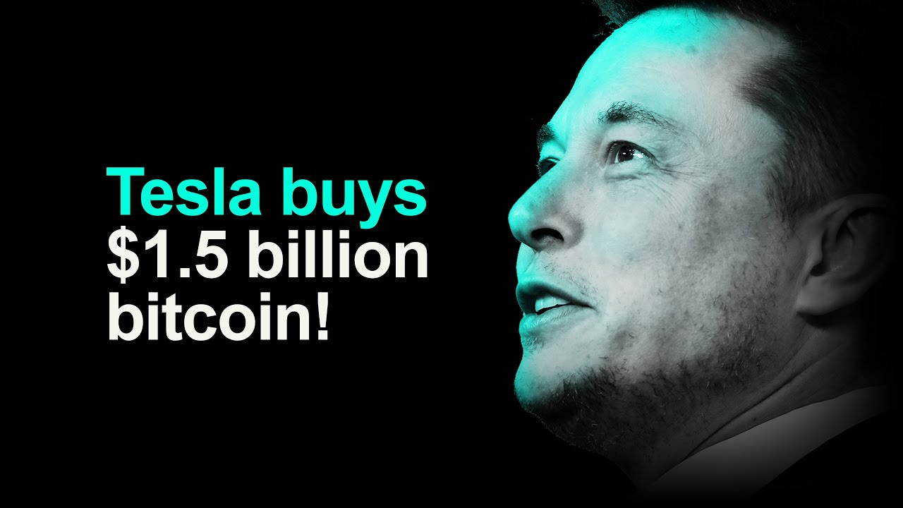 Tesla buys $1.5B in bitcoin, may accept the cryptocurrency as ...