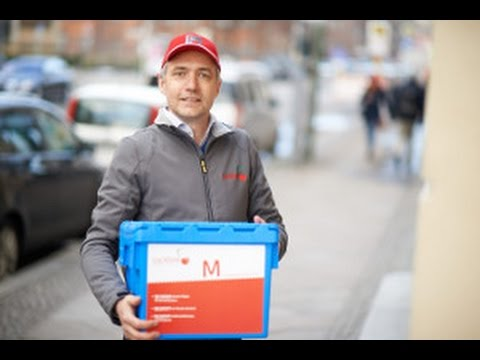 Lockbox Selfie Video: Berlin's Startup Logistics for Doorstep Deliveries