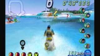 Wave Race: Blue Storm - Arctic Bay (Expert)