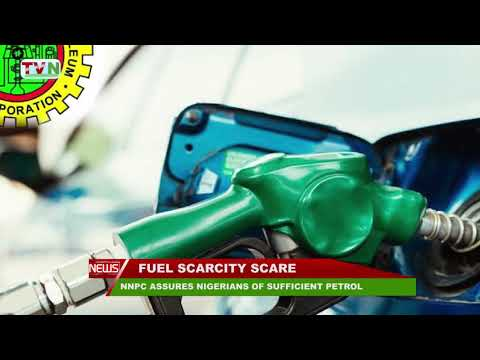 NNPC ASSURES NIGERIANS OF SUFFICIENT PETROL