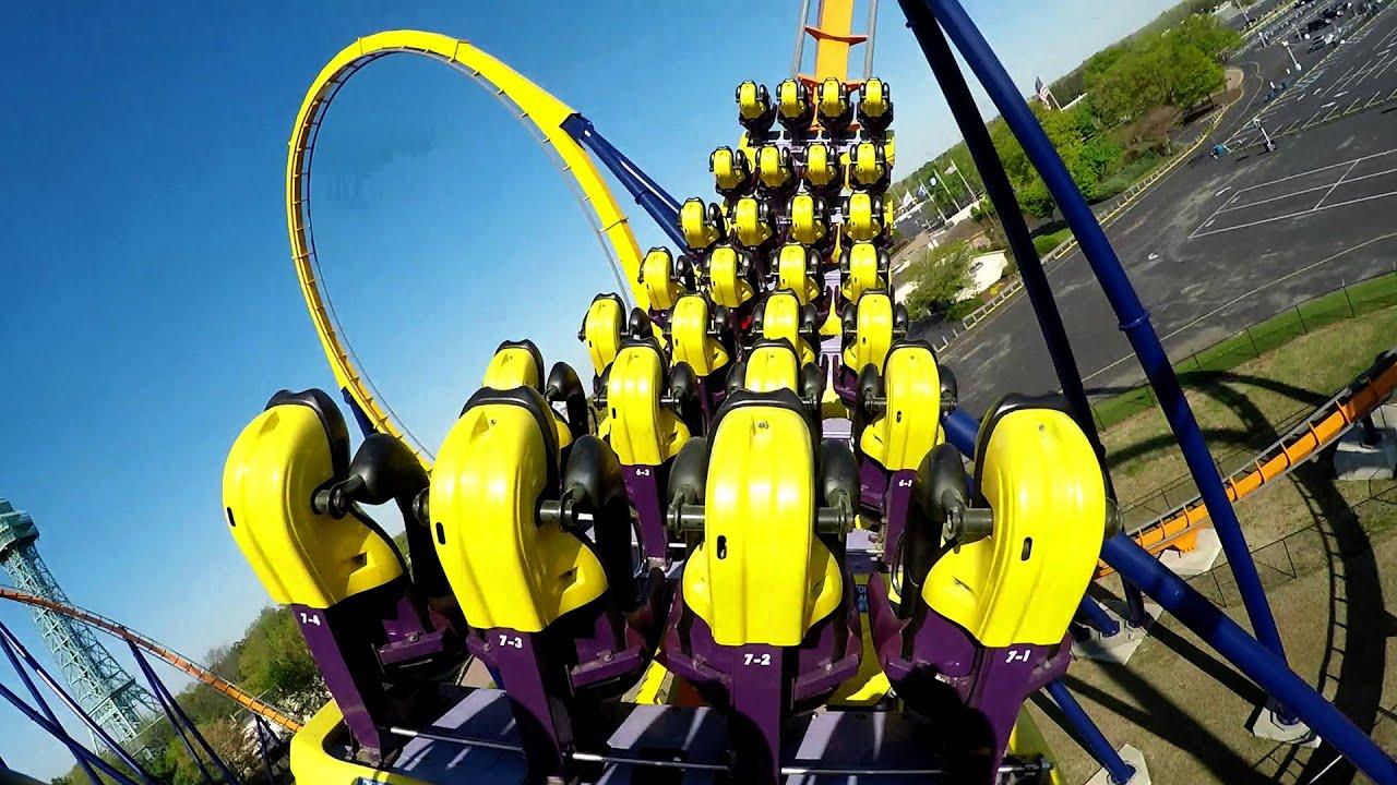 Yellow Car Park