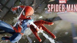 Spider-Man (Ps4) Launch Night Stream