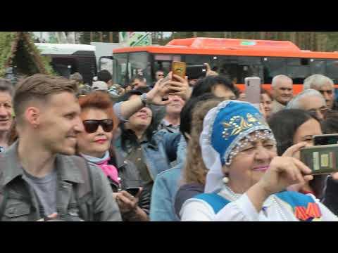 """Tatar Cinema International РУССКАЯ ПЕСНЯ,ТАНЕЦ""""КАДРИЛЬ"""".анс.""""Ретро""""рук.СВЕТЛАНА СПИРИДОНОВА*Челны"""