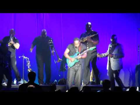 """Earth, Wind, Fire: """"That's The Way of the World"""" at Fantasy Springs- Indio, CA 5.9.14"""