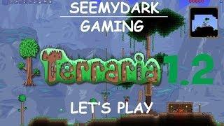 Terraria 1.2 | Let's play en coop épisode 1 | Plein de nouveautés  [FR]