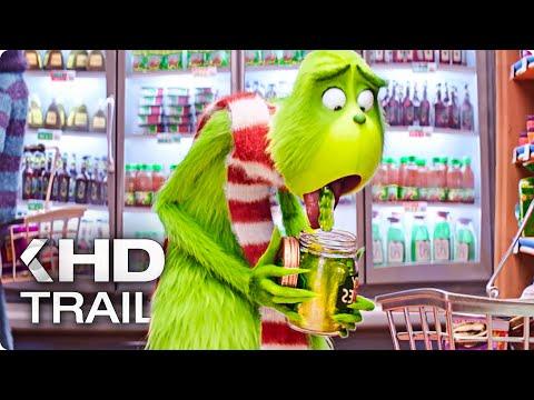 DER GRINCH Trailer German Deutsch (2018)