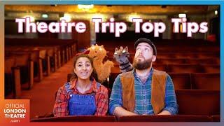 What The Ladybird Heard's Theatre Trip Top Tips   Kids Week 2021