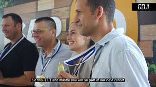 SAP.iO Foundry Tel Aviv in 90 Seconds