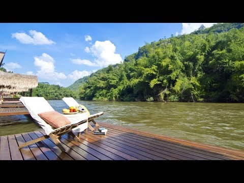 5 Best Hotels with River View in Kanchanaburi, Thailand