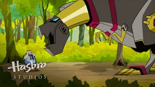 Transformers: Animated - Return of the Dinobots