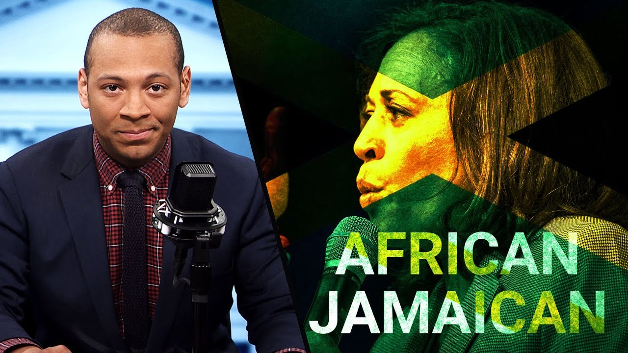 Jon Miller Who Cares That Kamala's Race Card Is FAKE? She's African JAMAICAN