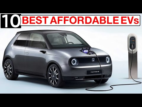 10 best Electric Cars worth buying  (2020 / 2021)