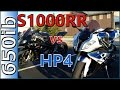 BMW HP4 vs S1000RR | Walkaround and SMACKDOWN!!!