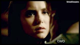 Damon & Elena almost kiss || Vampire Diaries - season 3, episode 9 -The Homecoming
