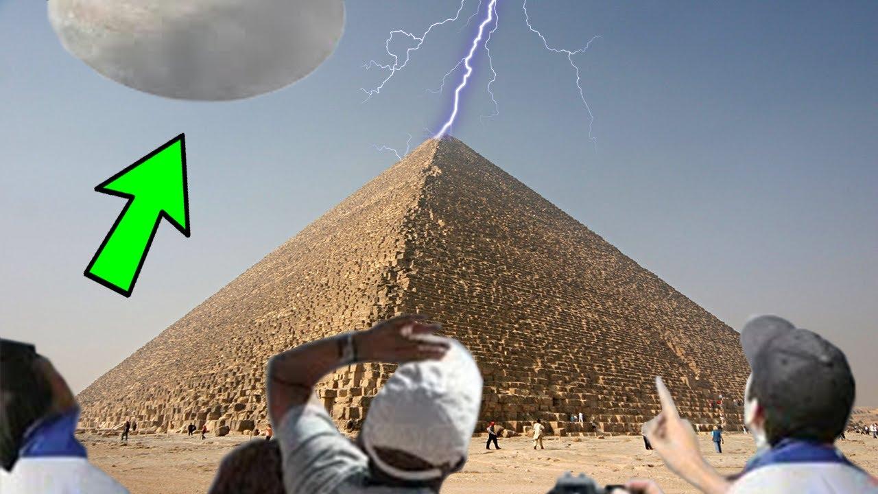 أخيراً تم كشف سر بناء الأهرامات المصرية اليوم  ..لن تصدق معجزة كبيرة مذكورة فى القرأن!! سبحان الله