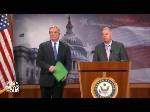 WATCH: Sens. Durbin, Graham discuss Trump DACA decision