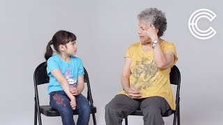 Kids Meet a Woman with Alzheimer