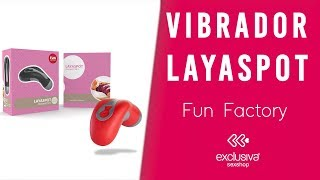 VIBRADOR LAYA 2 FUN FACTORY EXCLUSIVA SEXSHOP