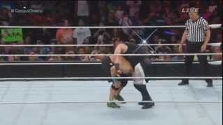 Kevin Owens - Package Piledriver troll at Elimination Chamber 2015
