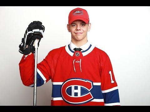 NHL DRAFT: Canadiens draft weekend recap