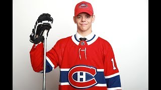 NHL DRAFT: Canadiens draft weekend recap