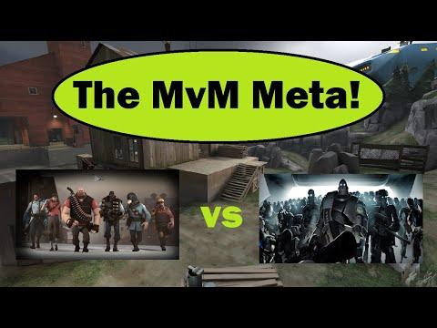 The MvM Class Meta [TF2] [Mann Vs Machine]