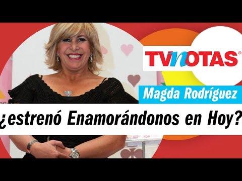 Noticias irresistibles: Programa Hoy, Camila Sodi, Paulina Rubio, Enamorándonos