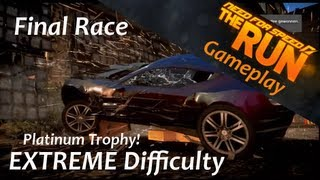 Need For Speed: The Run | FINAL RACE - Extreme Difficulty - Win At Winning + Platinum Trophy! [HD]