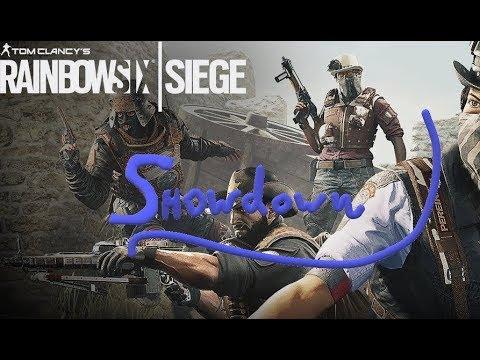Бося и Showdown (Rainbow Six Siege)