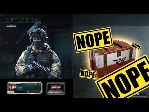 RIP Supply Drops in Modern Warfare