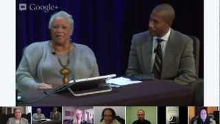 Google Play presents: Toni Morrison Digital Book Signing