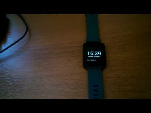LG G Watch Обзор Опыт эксплуатации Минусы и Плюсы