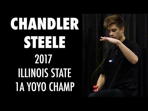 Chandler Steele - 1A Final - 1st Place - IL States 2017 - Presented by Yoyo Contest Central