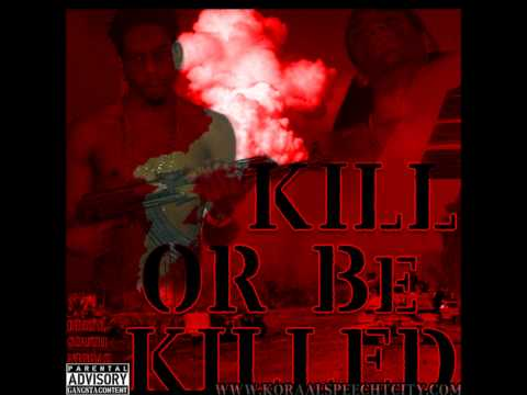 DSN - KILL OR BE KILLED MIXTAPE ( 2011 )
