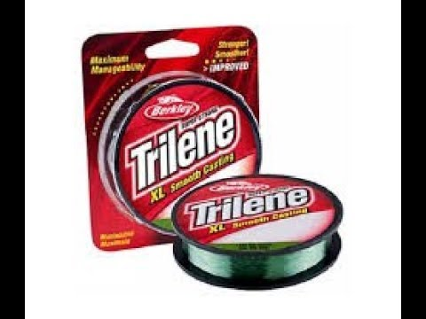 Product Review: Berkley Trilene XL Smooth Casting Line