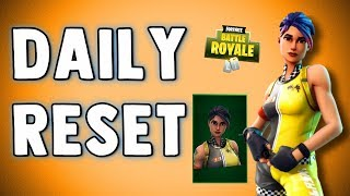 FORTNITE DAILY SKIN RESET - WHIPLASH FINALLY - Fortnite Battle Royale New Daily Items in Item Shop