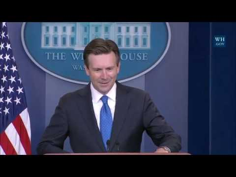 9/27/16: White House Press Briefing