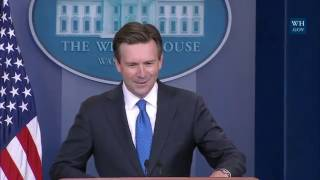 9/27/16: White House Press Briefing