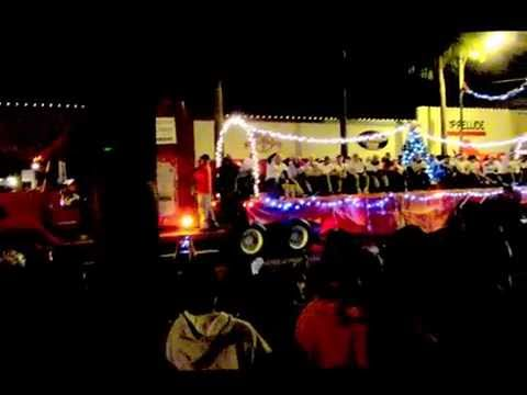 CHRISTMAS PARADE - HARLINGEN, TEXAS