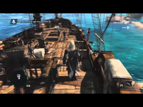 Assassin's Creed 4 Black Flag | Caribbean Open-World Gameplay