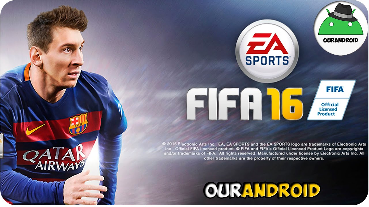 Fifa 2016 Ultimate Team Para Android Apk Datos Sd Mega Mejor