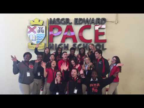 Monsignor Edward Pace High School Class of 2021 Welcome Video