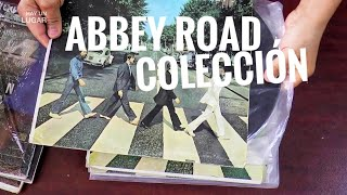 Скачать Colección Abbey Road The Beatles Vinyl LP