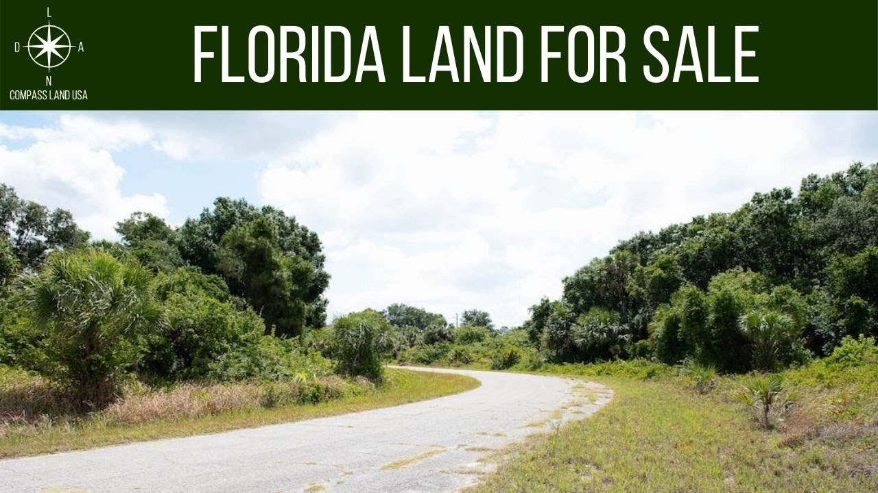 0.4 Acres – With City Water & Paved Road! In North Port, Sarasota County FL