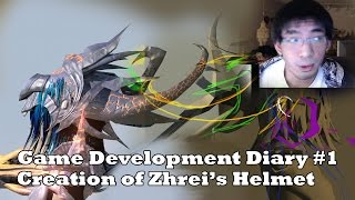 KyrX Game Development Diary #1 - Creating Zhrei