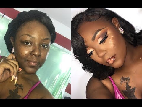 Issa Transformation?   Natural Makeup Look   Acne Marks Clearing Up