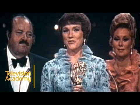 Glenda Jackson Wins Outstanding Lead Actress in a Drama Series | Emmys Archive (1972)