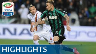 Sassuolo - Roma 0-2 - Highlights - Matchday 23 - Serie A TIM 2015/16