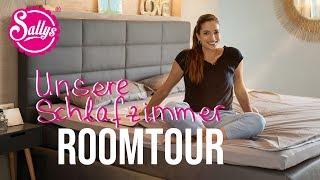 Unsere Roomtour Part 2 / unser Schlafzimmer/ Sallys Welt